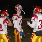 2009 Football - State Playoff vs. Holy Cross