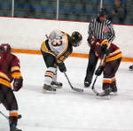 2010 Hockey 2/25 vs Amity