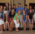 2010 Academic Awards Banquet