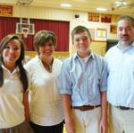 2010 Freshman and Transfer Student Family Liturgy