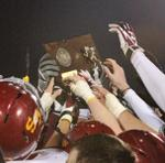 2010 Football State Championship Game vs Ansonia