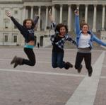 2011 Sophomore Trip to Washington