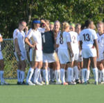 2011 Girls Soccer vs Fairfield Warde 10/10/11