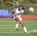 2011 Girls Soccer vs Darien 10/18