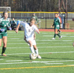2011 Girls Soccer vs Griswold 11/12