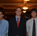 2012 Academic Awards Banquet