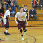 2013 Boys Basketball vs Trinity Catholic 01/15