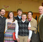 2013 Sophomore Liturgy and Breakfast